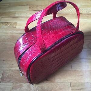 Woman's Purse & Make-Up Bag for Sale (Both New)
