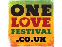 One Love Festival Ticket X 2 can sell separately HALF PRICE