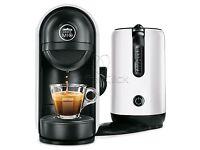 coffee machine and cappuccino maker