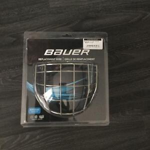 Replacement goalie cage