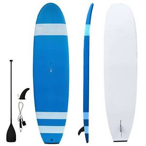 Budtrol Sups 11' soft foam SUP paddle board with paddle and leash Riverwood Canterbury Area Preview