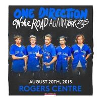 SELLING 2 TICKETS TO ONE DIRECTION OTRA TOUR TORONTO SHOW