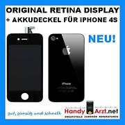 iPhone 4S Display Schwarz