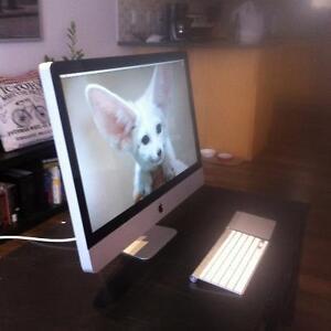 ♠ iMac, 27-inch screen, 3.2 GHz Intel Core i3 ♠