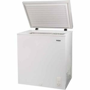 IGLOO 3.5CF 5CF CHEST FREEZERS WITH WARRANTY -------- NO TAX