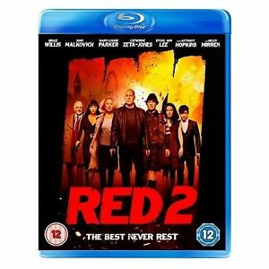 Red 2 (Blu-ray, 2013)