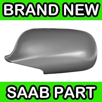 Saab 9 3 9 5  2009 Left Hand Wing Door Mirror Back Cover  Casing