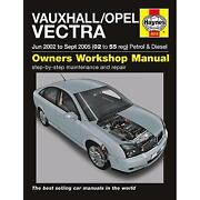 Vauxhall Vectra Haynes Manual