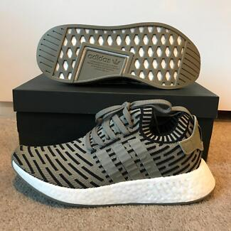 Adidas NMD R2 PK - TRACE CARGO US8.5 DS