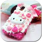 Hello Kitty HTC 3D Cases