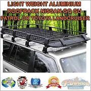 Nissan Patrol Roof Racks