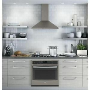 Heavy Duty Range Hood - Stainless/White