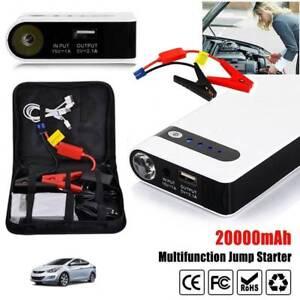 New 20000mAh Mini Portable 12V Car Jump Starter Phone Power Bank Chadstone Monash Area Preview