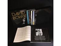David Bowie 5 years Vinyl box set