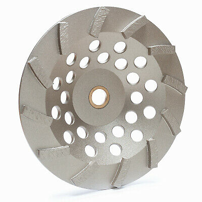 7 Cup Wheel Turbo