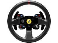 Thrustmaster GTE wheel add on