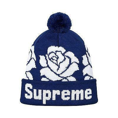 6914a52f2faef Supreme Rose Beanie  Hats