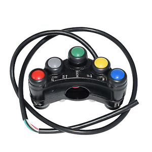 7 function motorcycle / atv universal switch