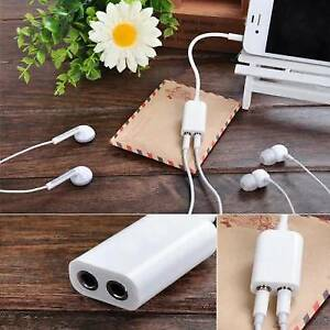 Have one to sell? Sell it yourself Headphone Splitter 3.5mm Plug Dynnyrne Hobart City Preview