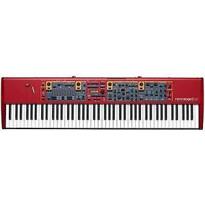NORD STAGE 2 HAMMER ACTION 88