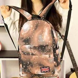Space effect back pack brand new in packaging