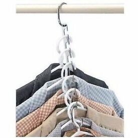Metal Space Saving Hanger