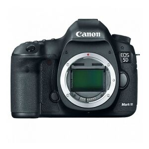 Canon EOS 5D III Digital SLR DSLR Camera Body *NEW* (MARK / MK 3)  MPN: 5260B002