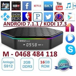 T95Z Plus 2G+16G Android Smart TV Box OCTA Core Media kodi player Noble Park Greater Dandenong Preview
