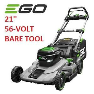 NEW EGO 21'' 56-VOLT ELECTRIC MOWER CORDLESS BATTERY SELF PROPELLED 106603040