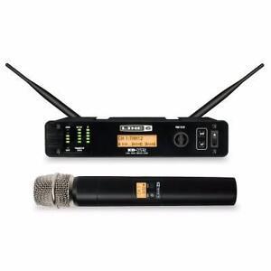 Line 6 XD-V75 Digital Wireless 14-Chan.Handheld Mic System