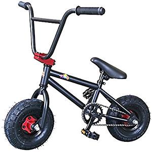 Kobe Mini BMX Bike Black-Red. Like New