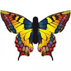 NIEUW* HQ Butterfly Kite Swallowtail Large Vlieger