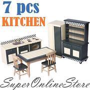 Doll House Kitchen Furniture