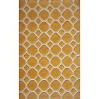 Gold Modern 5' x 7' Size Area Rugs