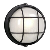 Marine Style Outdoor Light (Galaxy Lighting 305011 BLK M)