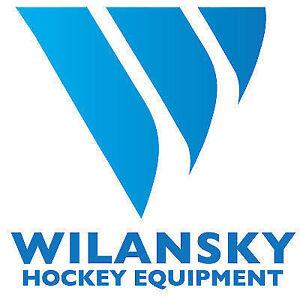 Stick repair, skate sharpening and hockey equipment!