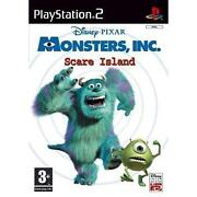 Monsters Inc PS2