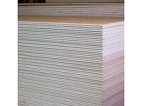 6x3 Firecheck Plasterboard 12.5mm (COLLECTION PRICE £5.25)