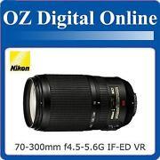 Nikon 70-300MM VR