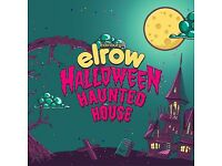 Elrow - Haloween Haunted House in Edinburgh