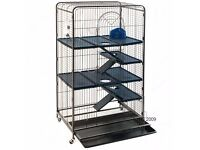 LARGE 4 FLOOR PET CAGE