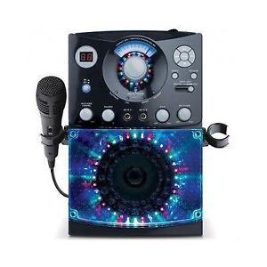 karaoke machines kids portable used ipod and cd ebay. Black Bedroom Furniture Sets. Home Design Ideas
