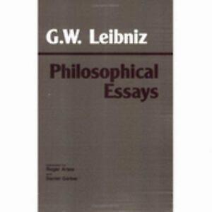Philosophical essays leibniz