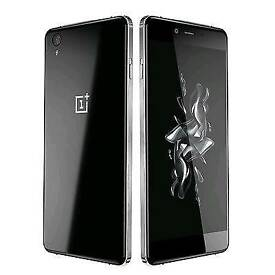 "One plus XOnePlus X 5.0"" FHD 4G LTE Android 5.1 3G 16G Black Unlocked Smartphone"