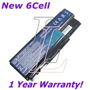 Acer Aspire 5739 5920 5930 5935 6530 6930 6935 Akku AS07B41 AS07B51