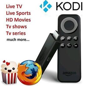 Firestick/android box fully updated (new kodi