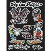 Troy Lee Designs Decal