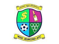 Goalkeeper needed - West Jesmond AFC