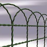 Green Wire Fencing