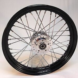 Wanted 19x 2.50 black harley davidson front  wheel